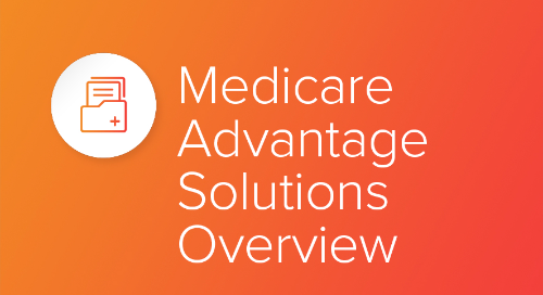 Medicare Advantage Solutions Overview