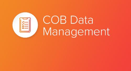 COB Data Management