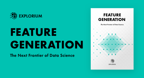Feature Generation: The Next Frontier of Data Science