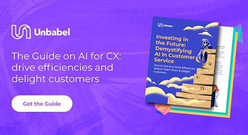 How to Master AI Technology for Customer Operations in 2021