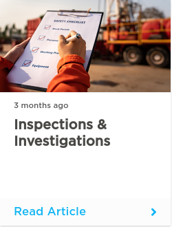 Inspections & Investigations