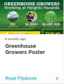 Greenhouse Growers Poster