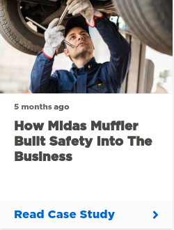 How Midas Muffler Built Safety into the Business
