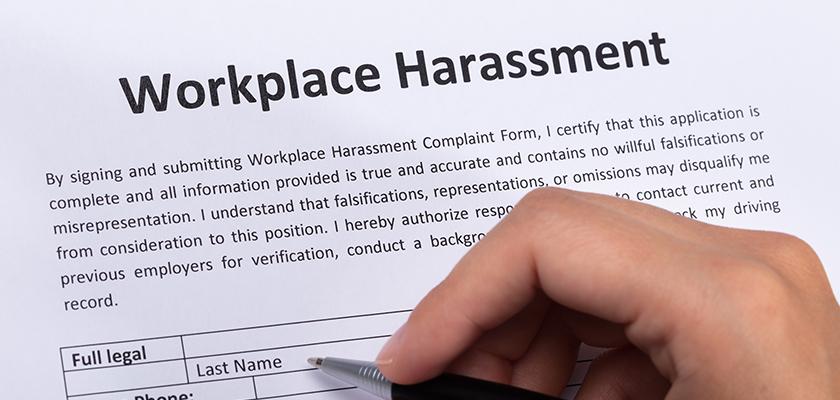 Violence & harassment