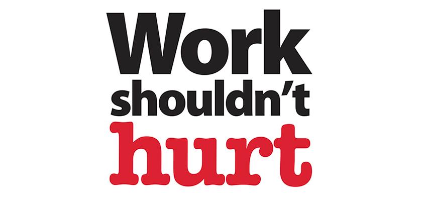 Works shouldn't hurt