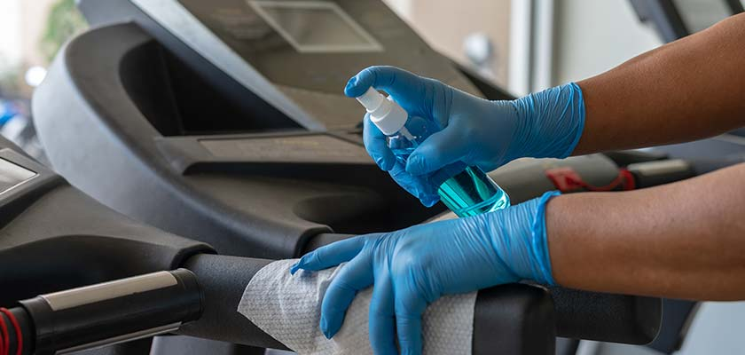 The latest on sanitizing workplaces: 7 best practices