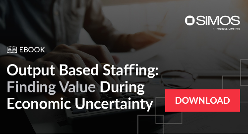 Output-based staffing: Finding value during economic uncertainty eBook