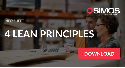 4 Lean Principles Info Sheet