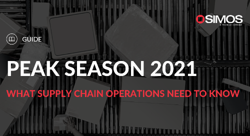 Peak Season 2021: What supply chain operations need to know