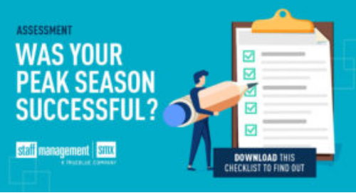 Post Peak Season Checklist