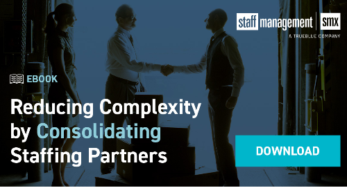 [eBook] Reducing Complexity by Consolidating Staffing Partners