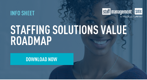 Staffing Solutions Value Roadmap