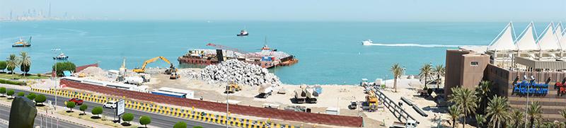 Trimble Marine Construction - Scientific Center Expansion