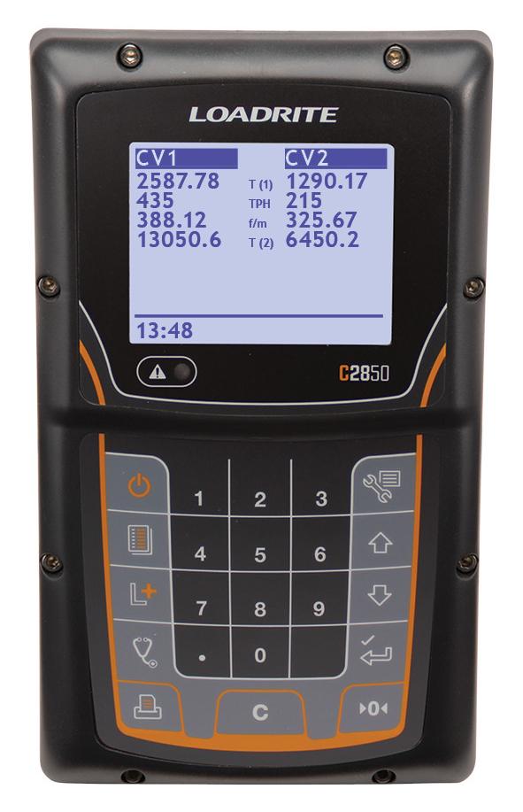 Trimble LOADRITE C2850 product