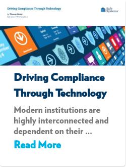 Driving Compliance Through Technology