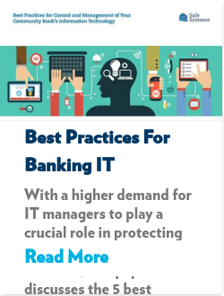 Best Practices for Banking IT