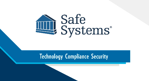 Safe Systems Company Overview