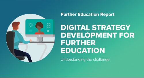 Report: Digital Strategy for Further Education