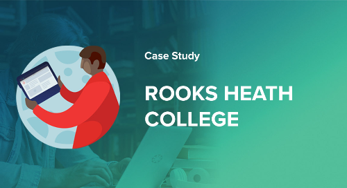 Case Study: Rooks Heath College