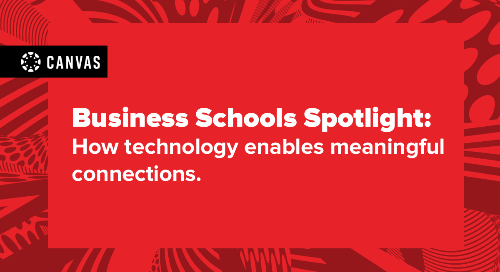 Business School Spotlight: How technology enables meaningful connections.