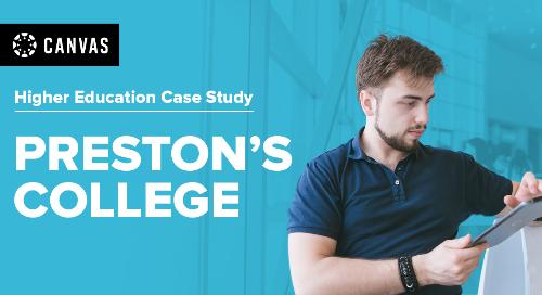 Case Study: Preston's College