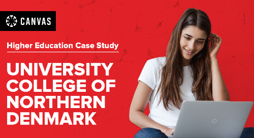 Case Study: University College of Northern Denmark