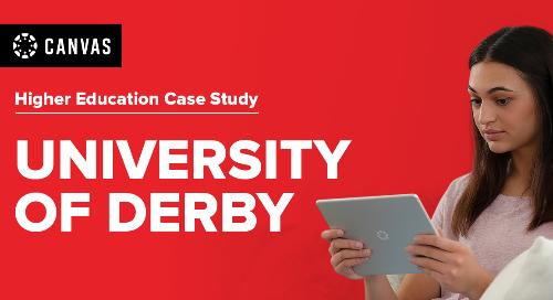 Case Study: University of Derby
