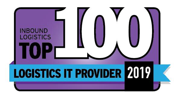 2019 Inbound Logistics Top 100 Logistics Provider Award