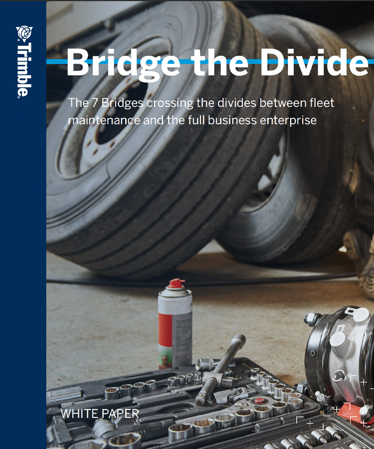 Bridge the Divide: Connecting Fleet Maintenance to the Enterprise