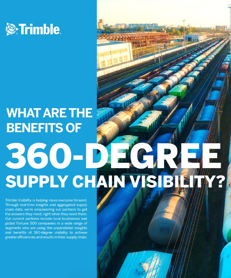 What are the Benefits of 360-degree Supply Chain Visibility?