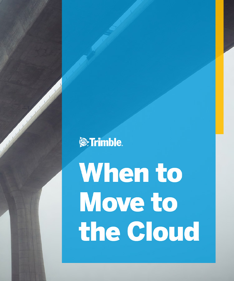 When to Move to the Cloud