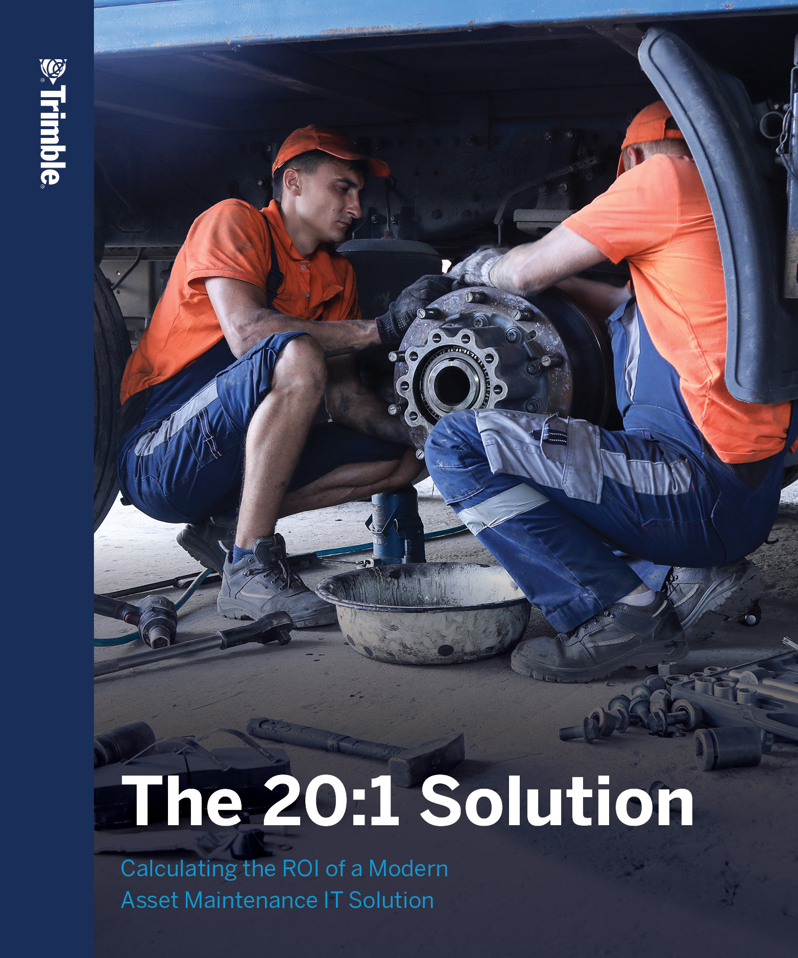 The 20:1 Solution - Calculating ROI of a Modern Asset Maintenance Software