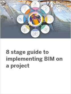 8 stage guide to implementing BIM on a project