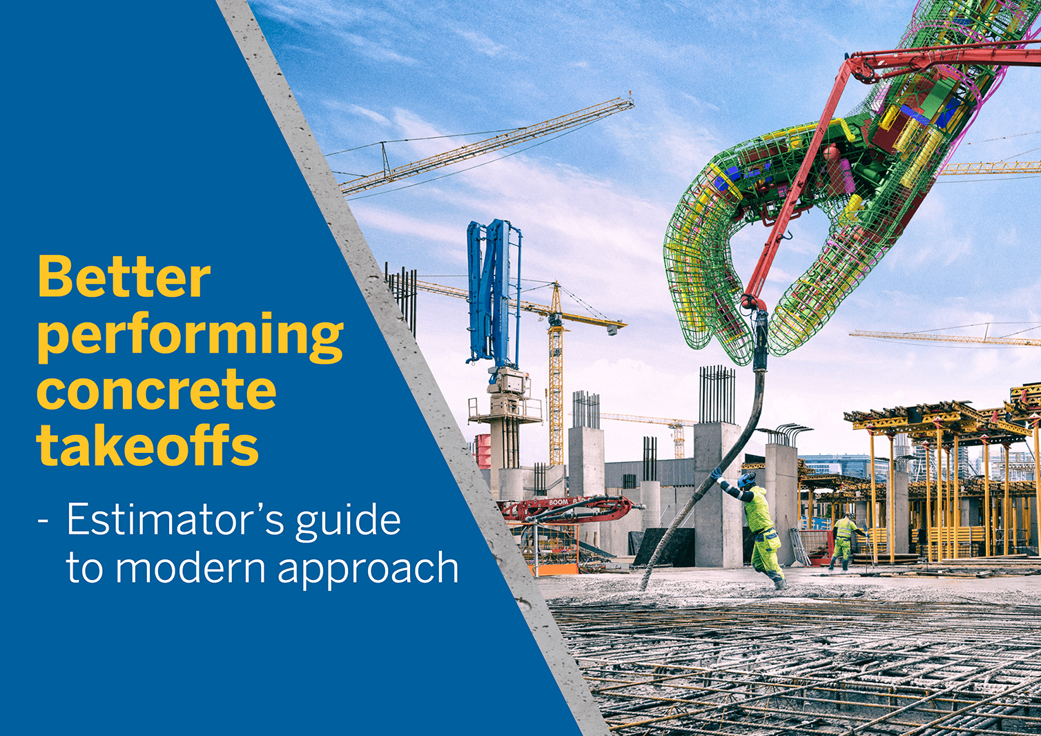 Better Performing Concrete Takeoffs: Estimator's Guide - Free Ebook