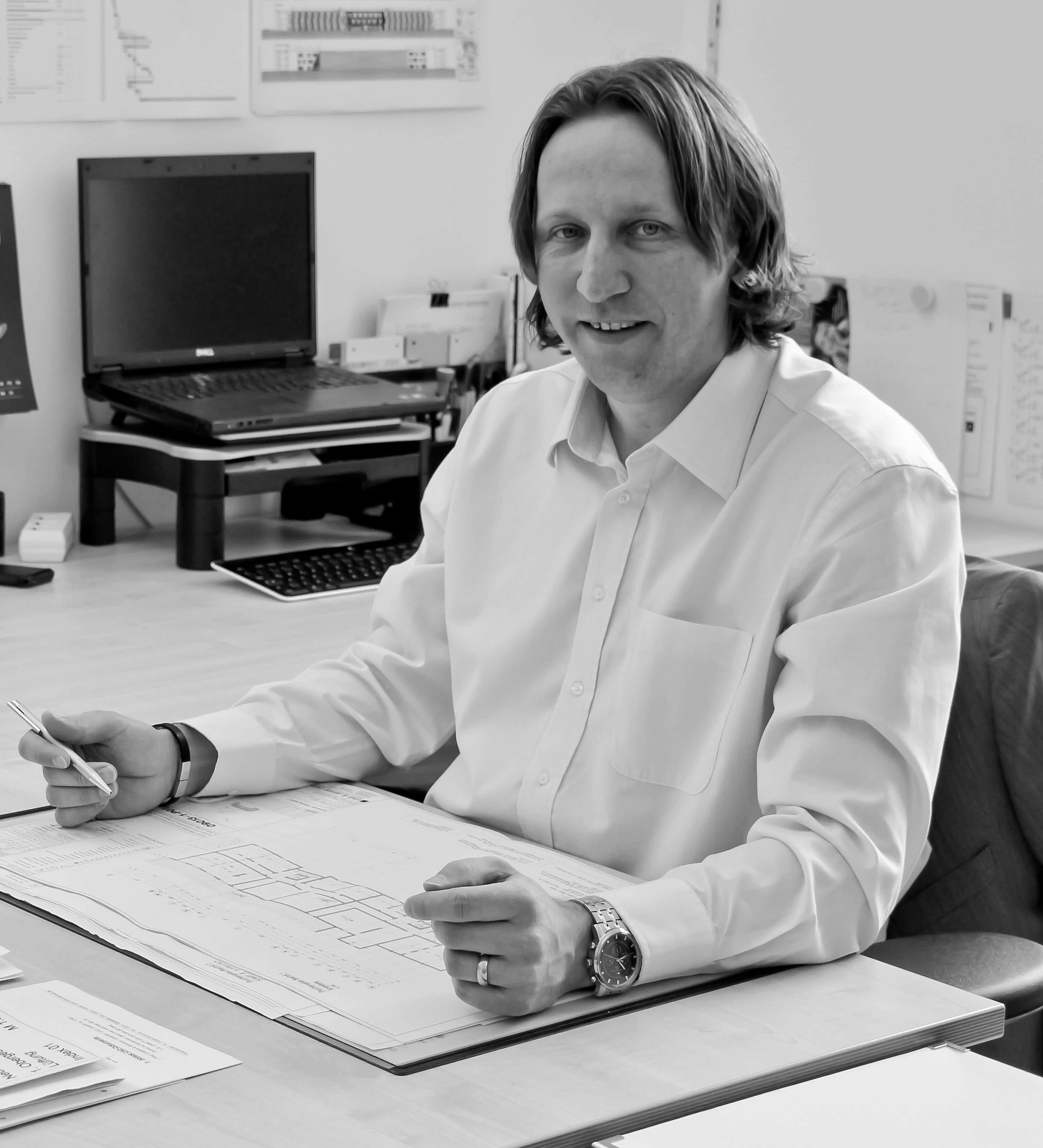 Norbert Uhlir, Geschäftsführer des Ingenieurbüros Uhlir und Jansen über den Einsatz der Cloud-Lösung Tekla Model Sharing.