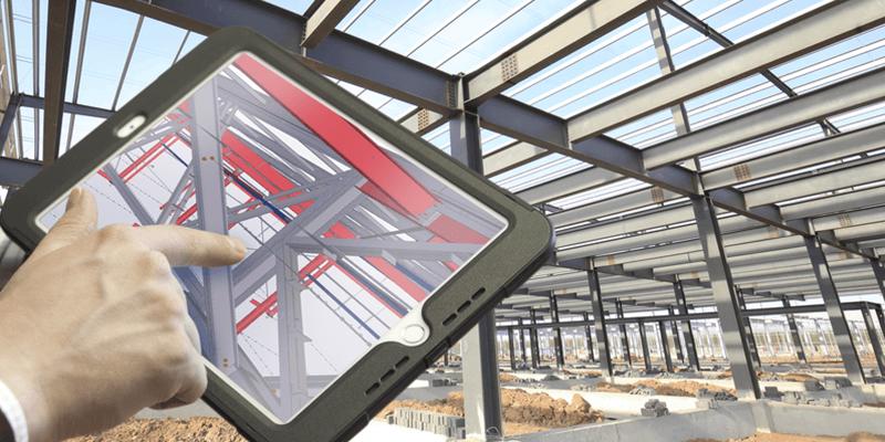 Digitalisierung: 5 Trends, die den Stahlbau verändern