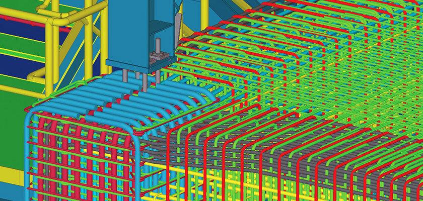thyssenkrupp Industrial Solutions Vietnam entschied sich für die BIM-Software Tekla Structures.