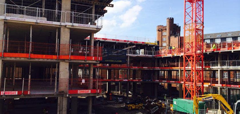 Projekt Student Castle, Walmgate York.