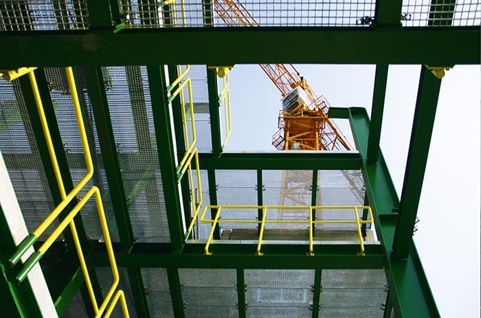 Bio-Ölwerk III im Magdeburger Hansehafen