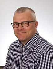 Markku Räisänen, leitender Konstrukteur bei Betset