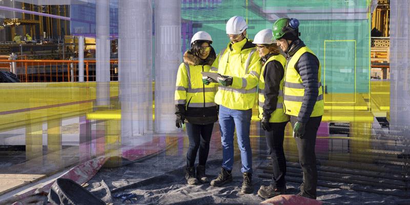 Das Betonfertigteilunternehmen Betset setzt auf BIM-Software von Trimble für den Entwurf und die Detaillierung von Tragwerken und Betonfertigteilen.