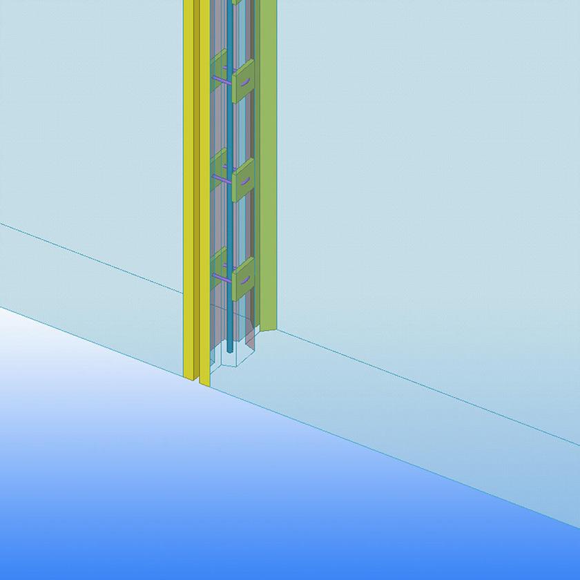 Massivbau mit Tekla Structures