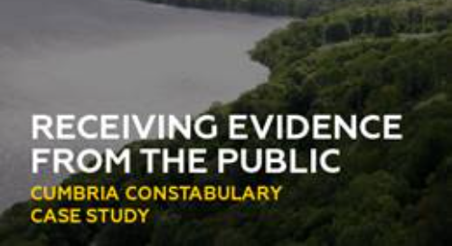 Cumbria Constabulary Case Study
