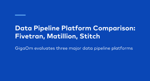 GigaOm Data Pipeline Platform Comparison