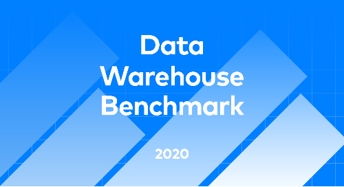 2020 Data Warehouse Benchmark