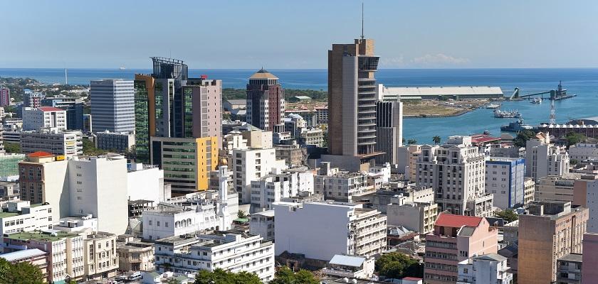 Mauritius Skyline