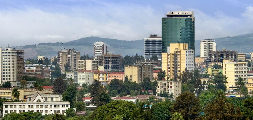 View of Ethiopia