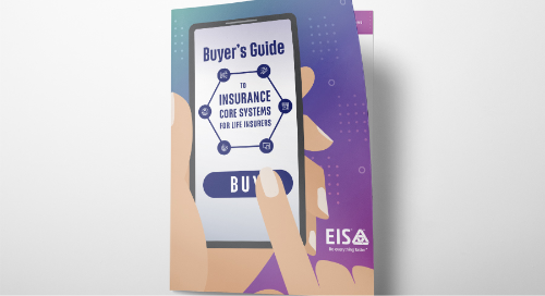 Buyer's Guide To Insurance Core Systems For Life Insurers