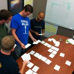 Planning with index cards