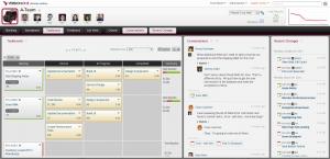 TeamRoom screenshot